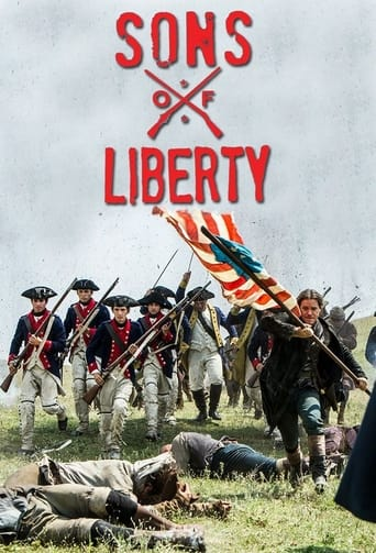 Poster of Sons of Liberty
