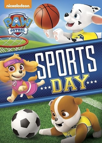 Poster of Paw Patrol: Sports Day