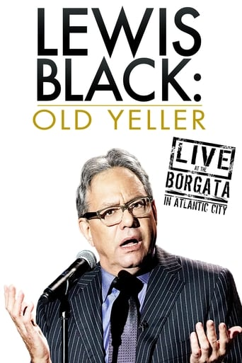 Poster of Lewis Black: Old Yeller - Live at the Borgata