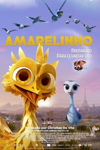 Yellowbird - O Pequeno Herói - Poster