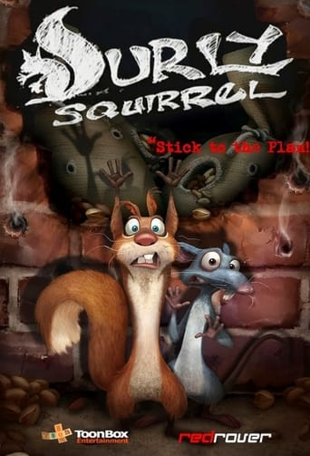 Poster of Surly Squirrel