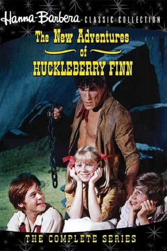 Capitulos de: The New Adventures of Huckleberry Finn