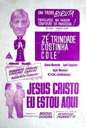 Jesus Cristo, Eu Estou Aqui Movie Poster