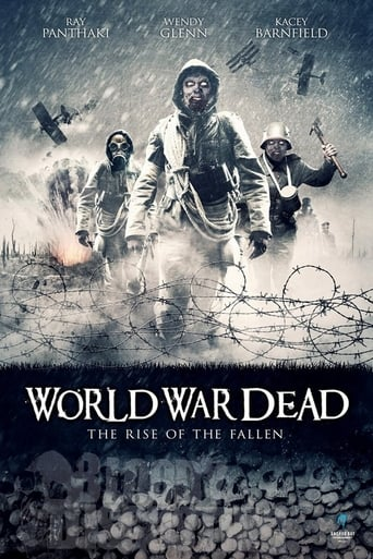 Poster of World War Dead: Rise of the Fallen