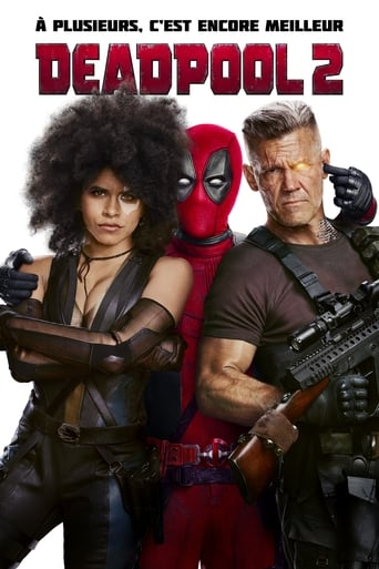 Poster of Deadpool 2