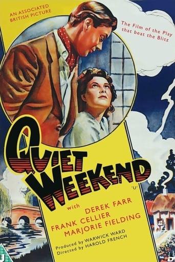 Poster of Quiet Weekend