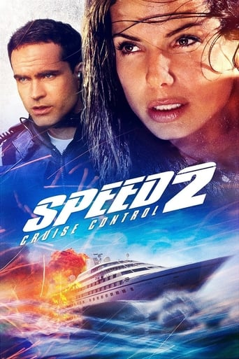 Speed 2: Cruise Control Poster