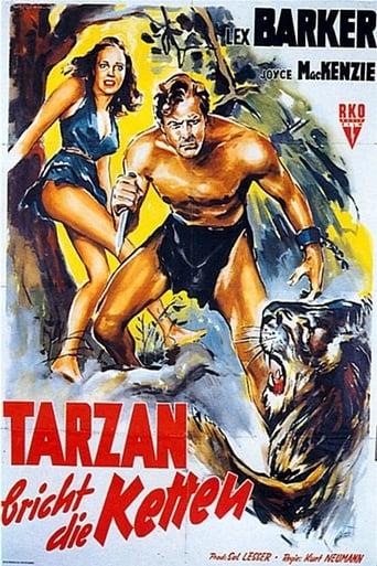 Tarzan bricht die Ketten