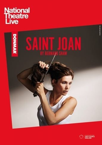 Poster of National Theatre Live: Saint Joan