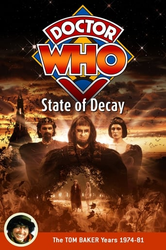 Poster of Doctor Who: State of Decay
