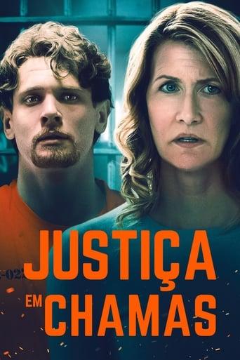 Justiça Em Chamas - Poster