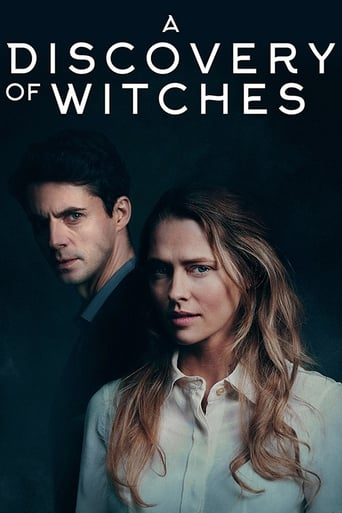 Poster of A Discovery of Witches