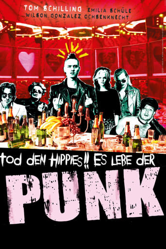 Poster of À mort les hippies !! Vive le punk !