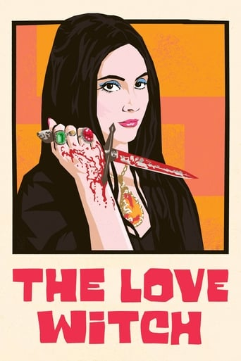 Poster of The Love Witch
