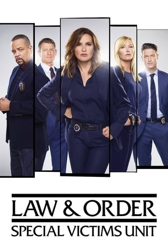 Law & Order: Special Victims Unit Movie Poster