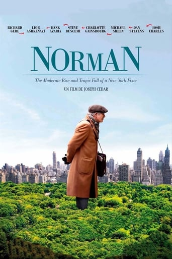 Poster of Norman: The Moderate Rise and Tragic Fall of a New York Fixer