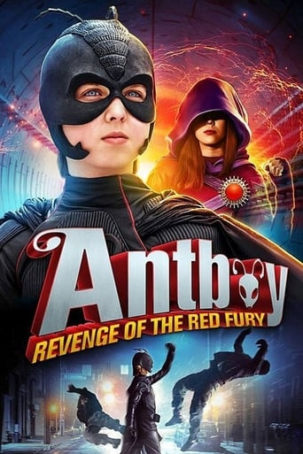 Antboy II: Revenge of the Red Fury Poster