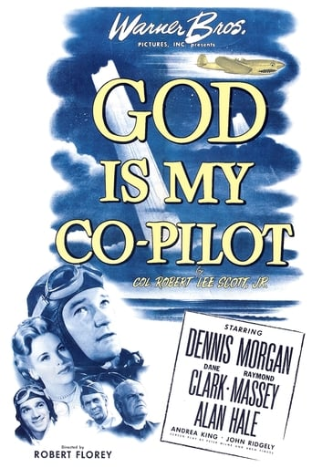 Poster of God Is My Co-Pilot