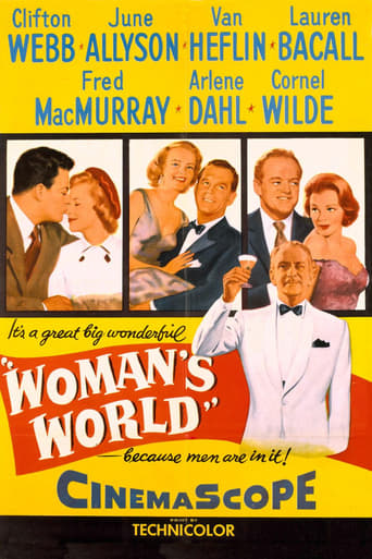 Poster of Woman's World