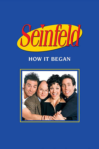 Poster of Seinfeld: How It Began