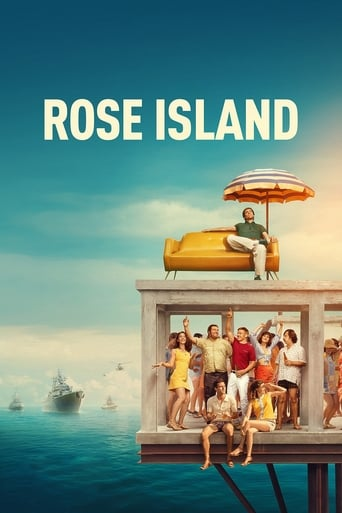 Rose Island Poster