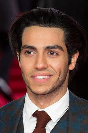 Mena Massoud alias Aladdin