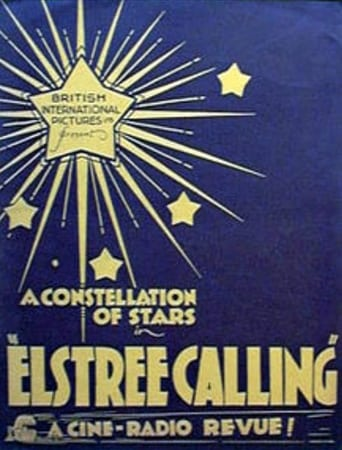 Poster of Elstree Calling