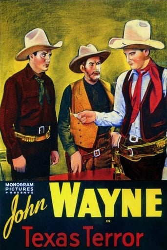 Poster of Texas Terror