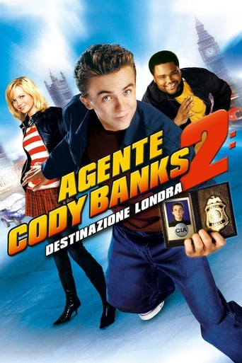 Poster of Agente Cody Banks 2 - Destinazione Londra