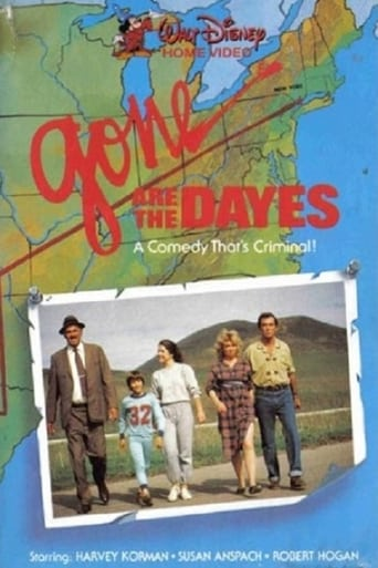 Poster of Gone Are the Dayes
