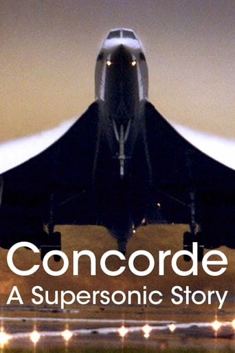 Poster of Concorde: A Supersonic Story