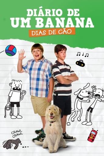 Poster of Diário de um Banana 3: Dias de Cão