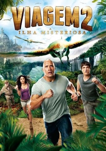 Viagem 2: A Ilha Misteriosa