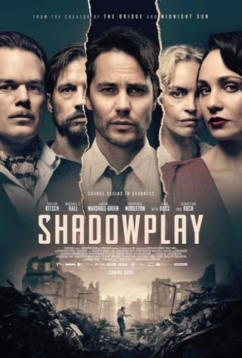 Shadowplay Poster