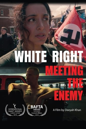 Poster of White Right: Meeting the Enemy