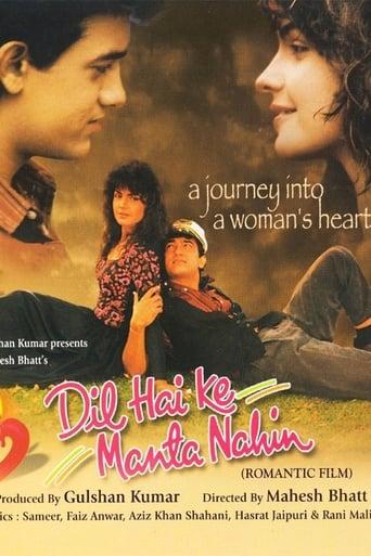 Poster of Dil Hai Ki Manta Nahin