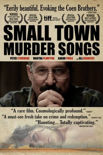 Poster of Small Town Murder Songs