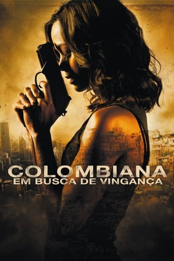 Colombiana: Em Busca de Vingança - Poster