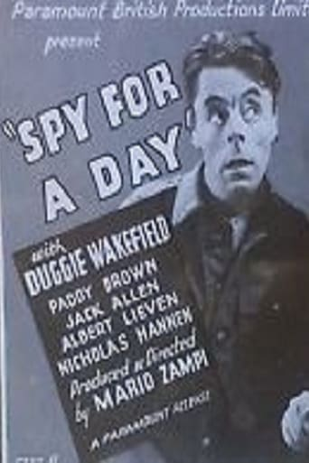 Poster of Spy for a Day