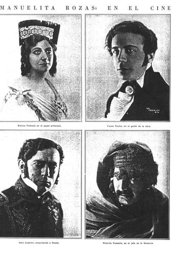 Poster of Manuelita Rosas