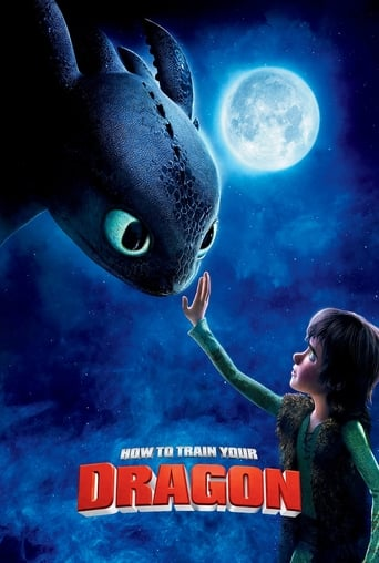 Poster of How to Train Your Dragon