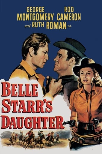 Poster of Belle Starr's Daughter