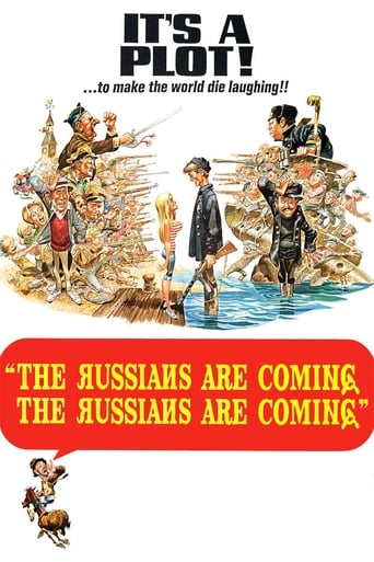 Poster of The Russians Are Coming, The Russians Are Coming