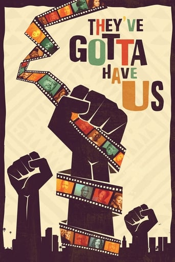 Poster of Black Hollywood: 'They've Gotta Have Us'