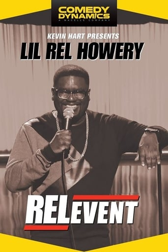 Poster of Lil Rel: RELevent