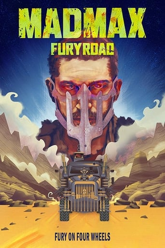 Fury on Four Wheels Movie Poster