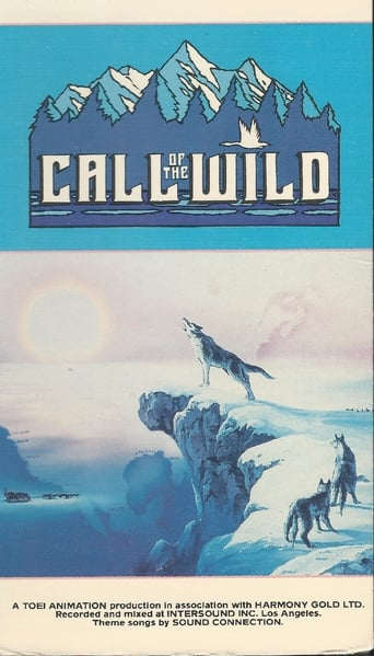 Poster of Call of the Wild: Howl, Buck