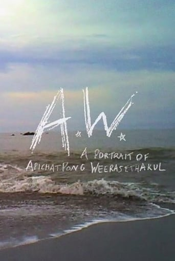 Poster of A.W. A Portrait of Apichatpong Weerasethakul