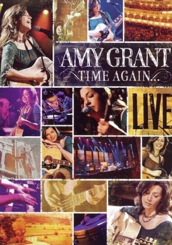 Poster of Time Again: Amy Grant Live