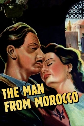 Poster of The Man from Morocco